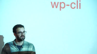 Andreas Creten: WP-CLI and Plugin Developing With Future and Past Compatibility