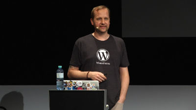 "Caspar Hübinger: ""Caring is the coolest thing I've ever seen anyone do.""—Thoughts on WordPress Plugin UI"