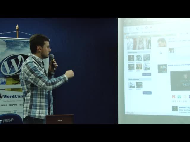 Leonardo Germani: WordPress Como Rede Social - ItsNoon.net