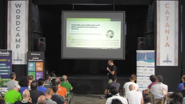 Giuseppe Mazzapica: Il sito WordPress da un milione di euro