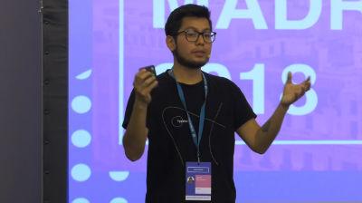 Jepser Bernardino: Sitios web estáticos con WordPress y React