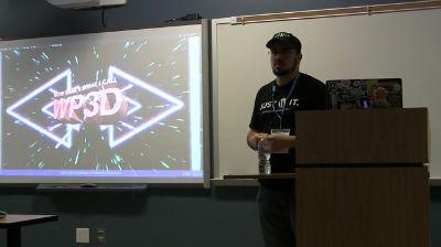 Rami Abraham: WP3D – Using WordPress to Power 3D Environments