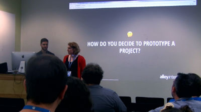 Owen Stowe and Pattie Reaves: Prototyping in the Browser with WordPress