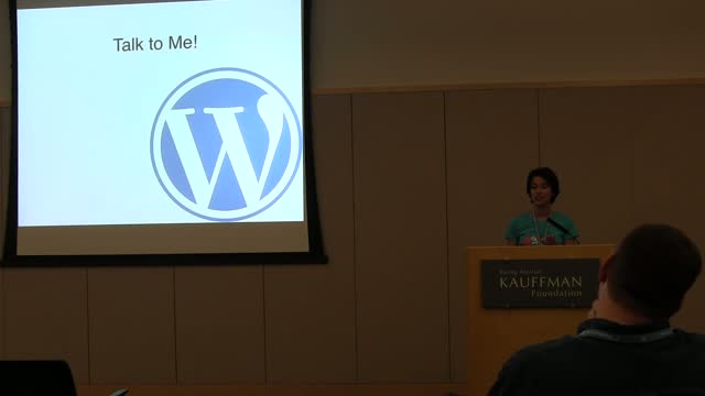 Josepha Haden: WordPress.com vs. WordPress.org