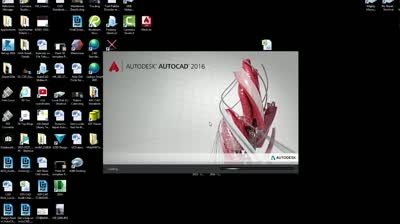 AutoCAD Startup Options