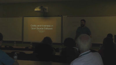 George Stephanis: Civility and Kindness in Open Source Software