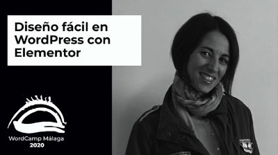 Delia Carballo: Diseño fácil en WordPress con Elementor