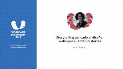 Ana Cirujano: Storytelling aplicado al diseño: webs que cuentan historias