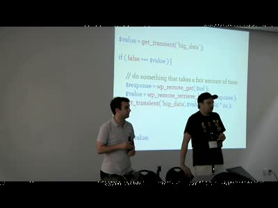 Nacin & Otto: Advanced Topics in WordPress Development