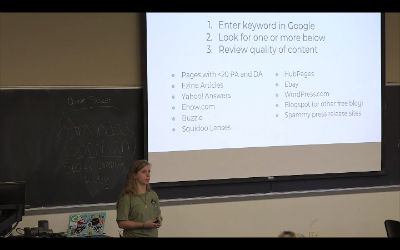 Amanda Gorman: 3 SEO Strategies for Building a Bigger Online Community