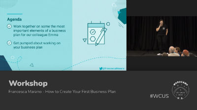Francesca Marano: How to Create Your First Business Plan - Part 1