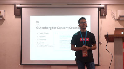 Puneet Sahalot: New Business Opportunities with Gutenberg