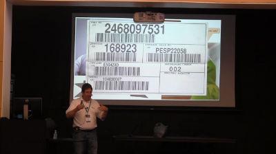 Brian Anderson: My Life Behind Barcodes