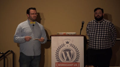 Zack Tollman and Aaron Jorbin: The Future Stack: Running WordPress with Tomorrow's Technologies