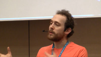 Nicolas Juen: La WP API : la review technique