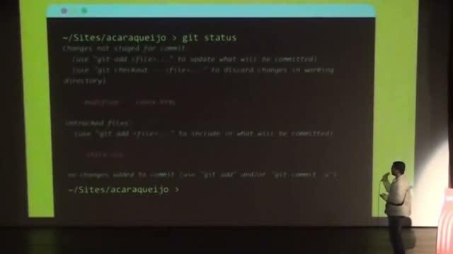 Bruno Calheira: Use o GIT e Perca o Medo de Errar