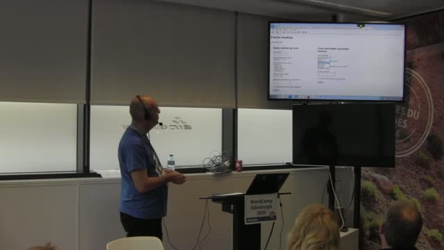 Graham Armfield: Assistive Technology (AT) Demo (Accessibility)