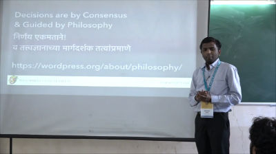 Harshad Mane: WordPress compatibility and cultivating community development