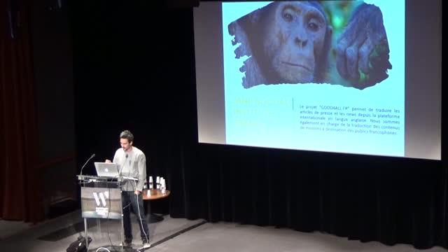 Yann Leymarie: WordPress pour des ONG, retour d'expérience avec SurfRider