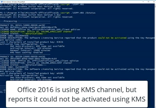 Understanding Volume Activation Services – Part 3 (Microsoft