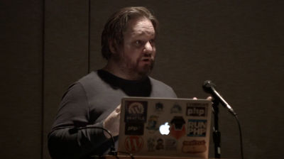 Andrew Woods: The Web We Make
