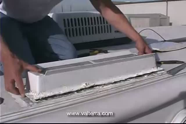 How To Install An RV Refrigerator Vent Fan | The #1 RV Video Education  Training Source RV 101®