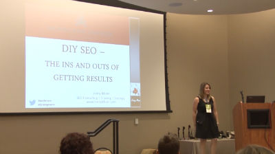 Jenny Munn: DIY SEO – The Ins and Outs of Getting Results