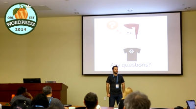 Adam Soucie: Leveling Up: How to Go From Beginner to Boss Using WordPress