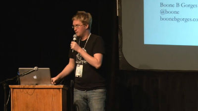 Boone Gorges: Designing for BP