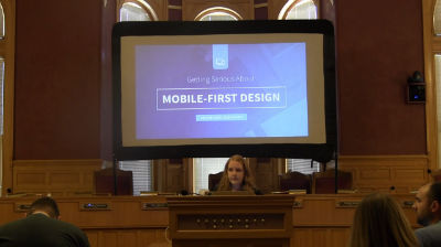 Jessica Huff: Getting Serious About Mobile-First Design