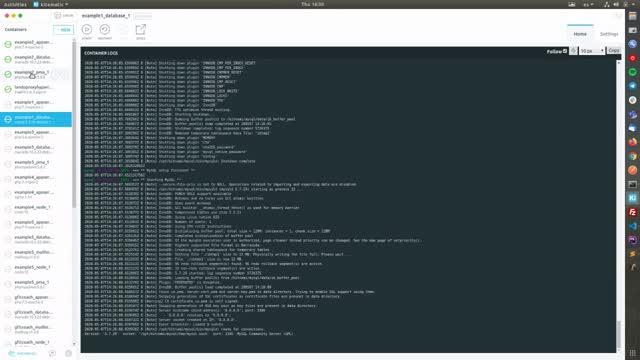 José Peleato: Lando, la herramienta Docker Human friendly
