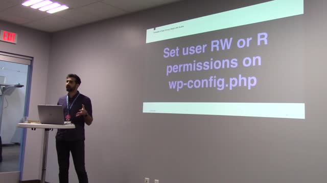 Sam Jadali: Firewalls and Data Privacy Begin with Audits