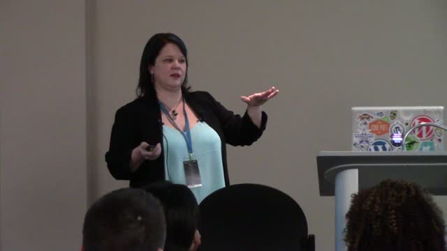 Trisha Salas: Accessibility Tips, Tricks and Best Practices for Plugin Developers