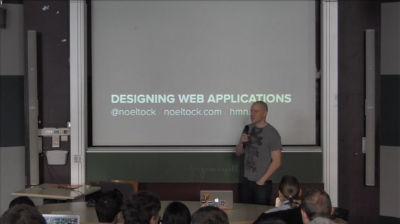Noel Tock : Le design d'interface : le cas d'Happytables (en anglais)