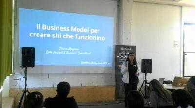 Chiara Magnani: Il Business Model per creare siti che funzionano