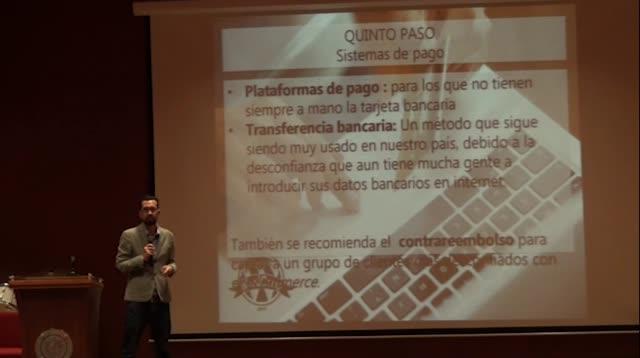 Miguel Céspedes: Aprende a montar tu e-commerce en 10 pasos