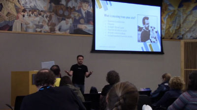 Travis Pflanz: Before you Blog: Everything your WordPress Business Website is Missing