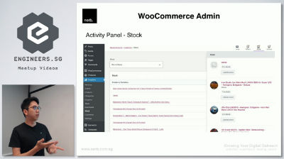 Edmund Chan -The New WooCommerce Admin