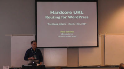 Mike Schinkel: Hardcore URL Routing In WordPress