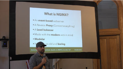 Jonathan Huff: Server Application Showdown: Apache vs. NGINX