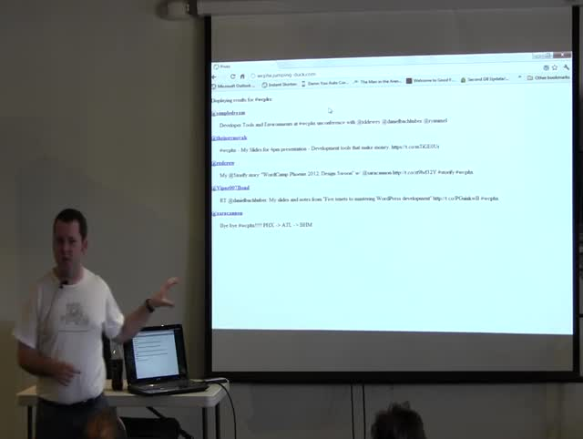 Eric Mann: Playing Nice With Others - Integrating WP With Other APIs