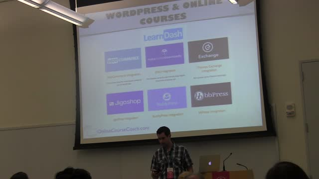 Jeff Long: Creating Online Courses With WordPress
