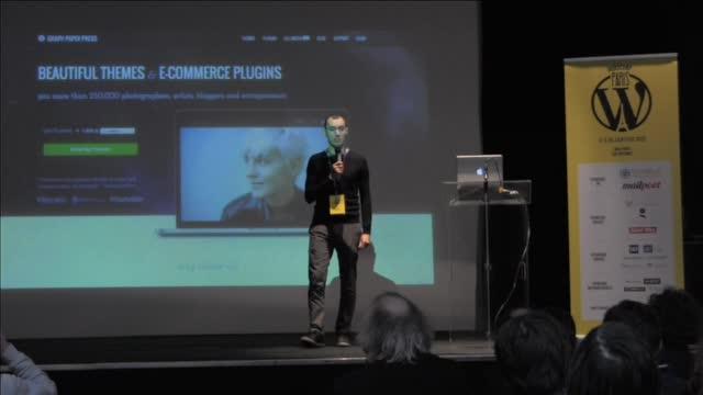 Alexandre Bortolotti : Trouvez le thème WordPress idéal pour votre projet