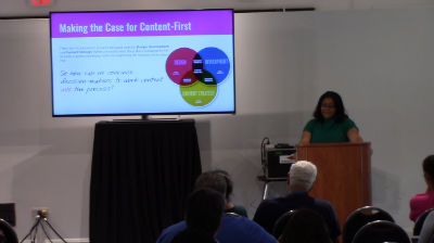 Mia Orantes: How to Deliver Pain-Free Content Migrations For WordPress Redesign Projects