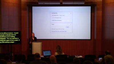 Linda Gorman: Admins Are Users Too