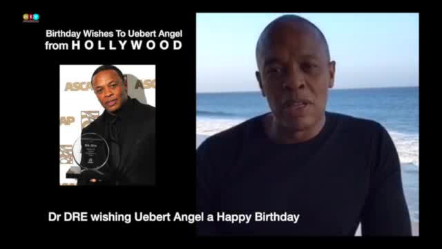 Hollywood Stars send Birthday Wishes to Prophet Uebert Angel