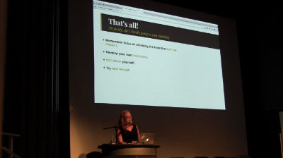 Sarah Semark - I broke up with Photoshop—and you can too! - WordCamp Montreal 2014
