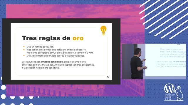 Samuel Aguilera: Entender, mejorar y diagnosticar wp_mail()