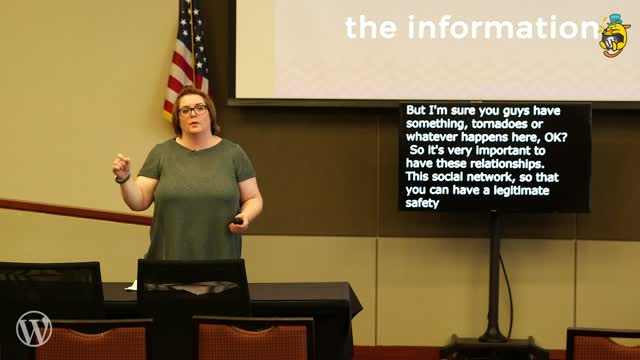 Bridget Willard: Meetups - Why Is It Important To Invest In The WordPress Community?