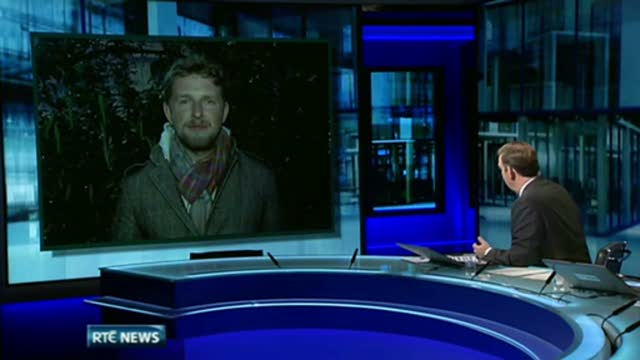 Matt Mullenweg RTE One News Interview